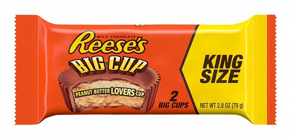 Reese's Big Cup (King Size) (Box of 16)