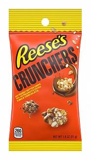 Reese's Peanut Butter Crunchers Tubes (8 x 8ct)