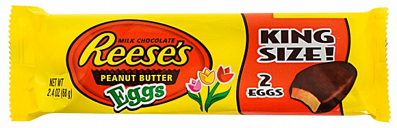 Reese's Peanut Butter Easter Eggs (King Size) (Box of 24)
