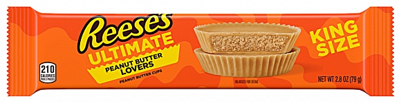 Reese's Ultimate Peanut Butter Lovers Cups King Size (24 x 79g)