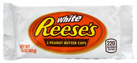 Reese's White Peanut Butter Cups (Box of 24)
