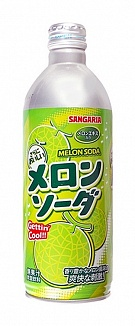 Melon Soda (24 x 500ml)