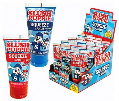 Slush Puppie Squeeze Candy (Box of 12)