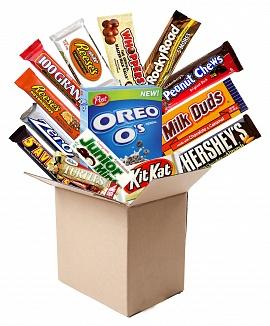 Mini Mystery Chocolate Box