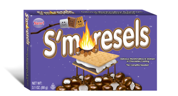 S'moresels (12 x 88g)