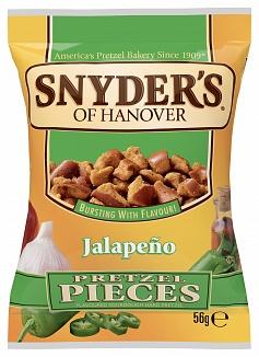Snyder's Pretzel Pieces Jalapeño (56g)