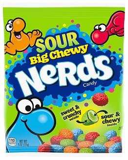Sour Big Chewy Nerds (12 x 170g)