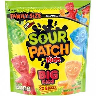 Sour Patch Kids Family Size (4 x 770g)