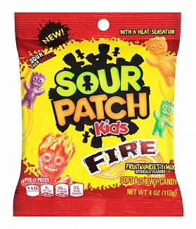 Sour Patch Kids Fire (113g)