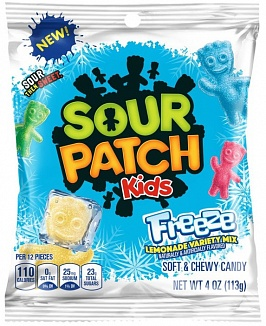 Sour Patch Kids Freeze Lemonade Mix (113g)
