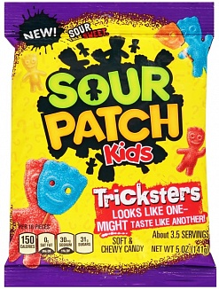 Sour Patch Kids Tricksters (141g)