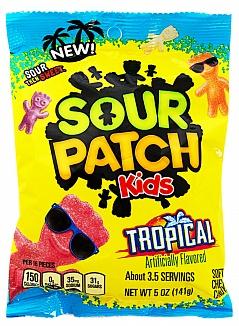 Sour Patch Kids Tropical (141g)