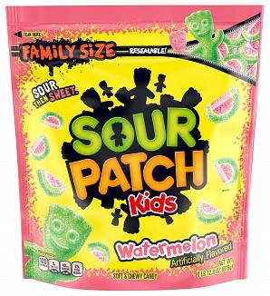 Sour Patch Kids Watermelon Family Size (4 x 816g)