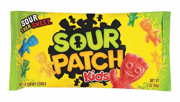 Sour Patch Kids (Box of 24)