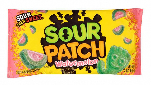 Sour Patch Watermelon (Box of 24)