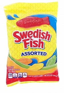 Swedish Fish Assorted (12 x 226g)