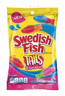 Swedish Fish Tails (12 x 226g)