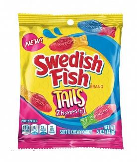 Swedish Fish Tails (12 x 142g)