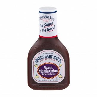 Sweet Baby Ray's Barbecue Sauce Sweet Vidalia Onion (12 x 510g)