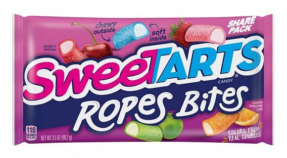 SweeTARTS Ropes Bites (12 x 99g)