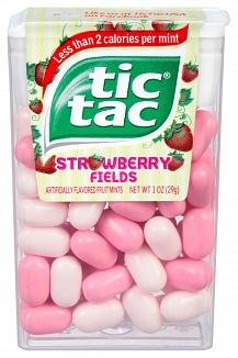 Tic Tac Strawberry Fields (29g)
