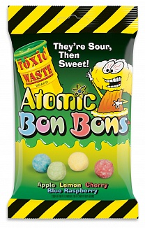 Toxic Waste Atomic Bon Bons (24 x 150g)