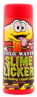 Toxic Waste Strawberry Slime Licker