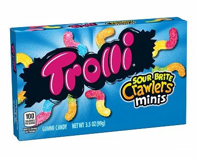 Trolli Sour Brite Crawlers (12 x 99g)