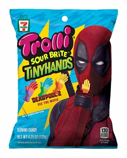 Trolli Sour Brite Tiny Hands (120g)