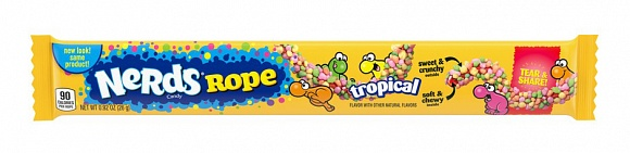 Tropical Nerds Rope (24 x 26g)