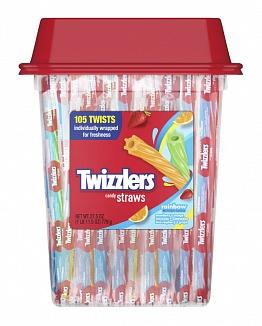 Twizzlers Rainbow 105 Twists (779g)
