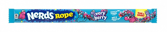 Very Berry Nerds Rope (Box of 24)