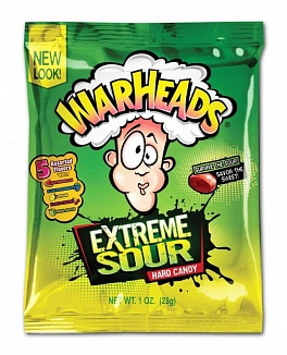 Warheads (12 x 28g)