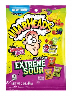 Warheads Smashups (57g)