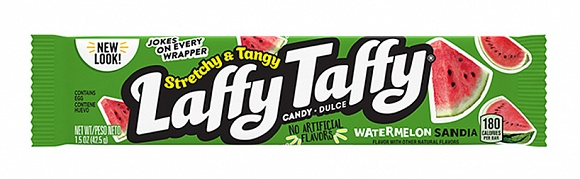 Watermelon Laffy Taffy (Box of 24)