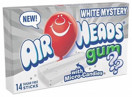 White Mystery Airheads Gum (12 x 34g)