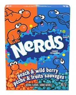 Wildberry & Peach Nerds (Box of 24)