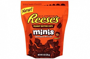 Reese's Mini Peanut Butter Cups (226g)