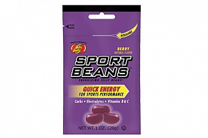 Jelly Belly Raspberry Energizing Sport Beans