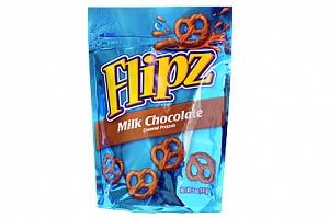 Milk Chocolate Pretzel Flipz (141g)