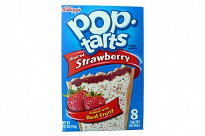 Frosted Strawberry Pop-Tarts