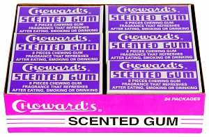 C. Howard's Scented Gum (Box of 24)