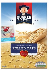 Quaker Porridge Oats 1kg (Case of 10)