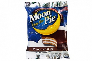 Chocolate Moon Pie