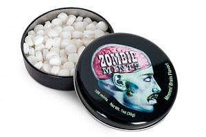 Brain Flavour Zombie Mints