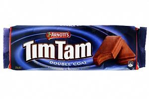 Arnott's Tim Tam Double Coat (200g)