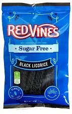 Red Vines Sugar Free Black Licorice Twists