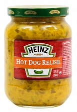 Heinz Hot Dog Relish (Case of 12)
