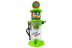 Gas Pump Candy Station