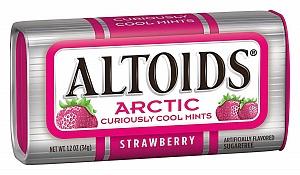 Altoids Arctic Strawberry (8 x 34g)